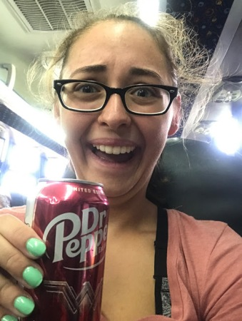 Oh, how I have missed you, Dr. Pepper.